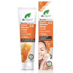 Organic Manuka Honey Gentle Face Wash