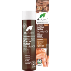 Dr. Organic Wonder Oil Burro Cacao