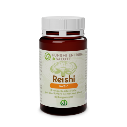 Reishi Basic 120 cpr da 500 mg.