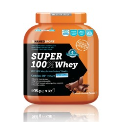 NAMED SPORT SUPER 100% WHEY 908 GR. CIOCCOLATO