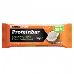 NAMED SPORT PROTEINBAR 50 GR. COCCO