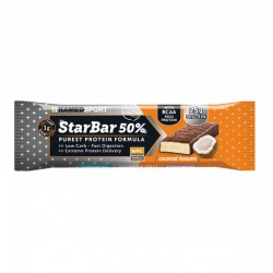 NAMED SPORT STAR BAR 50% PROTEIN 50 GR. COCCO